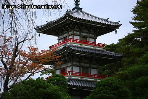 Chùa Rinno-ji - tỉnh Miyagi Nhật Bản