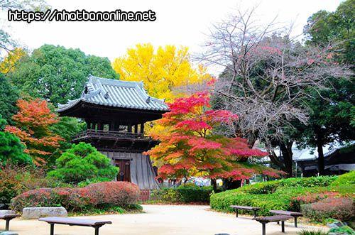 Chùa Banna ji - tỉnh Tochigi Nhật Bản