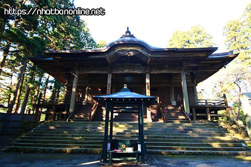 Chùa Konpo-ji - tỉnh Miyagi Japan
