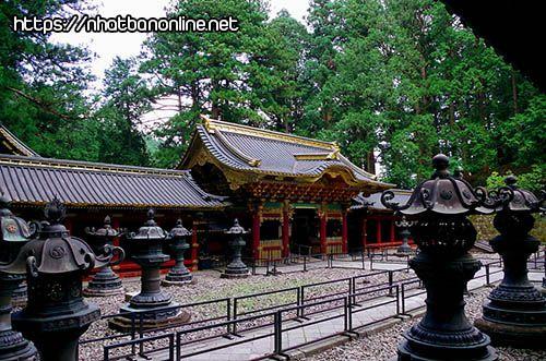 Chùa Rinno Ji - tỉnh Tochigi Japan