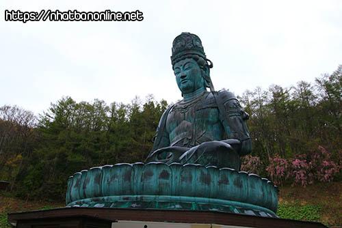 Đại Phật Showa - tỉnh Aomori Japan