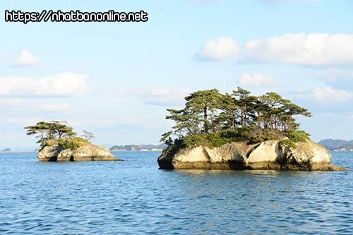 Đảo Matsushima tỉnh Miyagi Japan – thắng cảnh lớn thứ 3 Nhật Bản