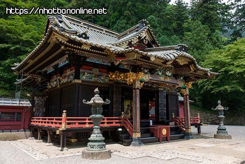 Đền thờ Myogi-jinja tỉnh Gunma Japan