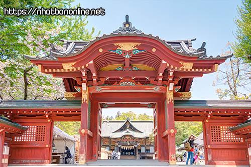 Du lịch ở tỉnh Saitama Japan