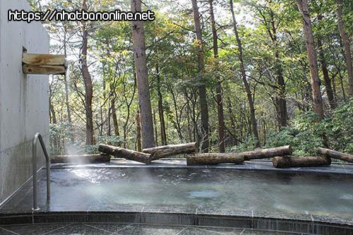 Suối nước nóng Adatara Kogen Dake Onsen - tỉnh Fukushima Japan