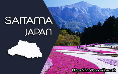 Tỉnh Saitama Japan - tỉnh Saitama Nhật Bản