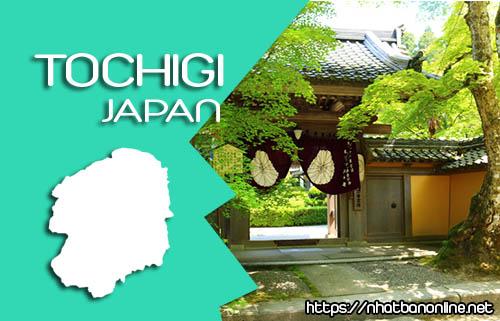 Tỉnh Tochigi Nhật Bản – trung tâm du lịch xứ phù tang