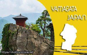 Tỉnh Yamagata Japan