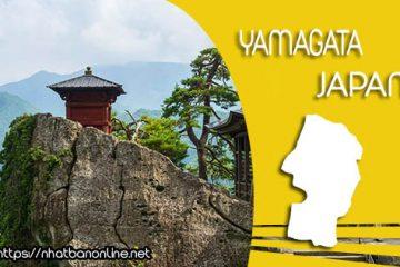 Tỉnh Yamagata Japan – thánh địa Onsen