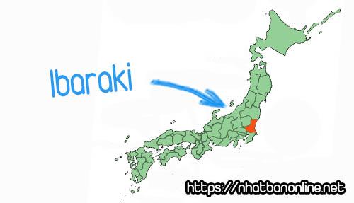 Tỉnh Ibaraki Nhật Bản