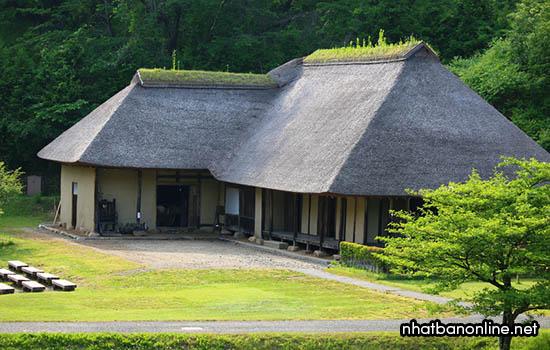 Bảo tàng thành phố Kitakami - tỉnh Iwate Nhật Bản