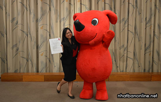 Chiba-kun Linh vật của tỉnh Chiba