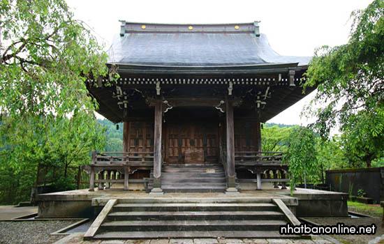 Chùa Monmyo-ji - tỉnh Toyama Nhật Bản