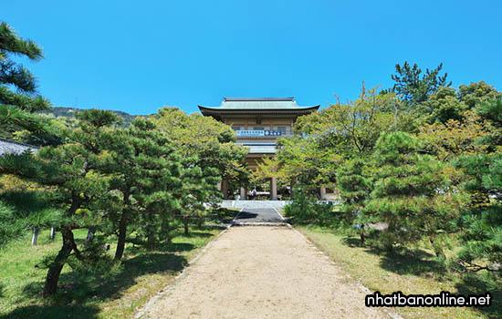 Chùa Saifuku-ji - tỉnh Fukui Japan