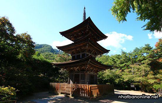 Chùa Zensan-ji - tỉnh Nagano Japan