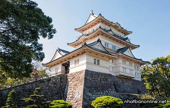 Công viên thành Odawara - tỉnh Kanagawa Japan