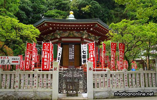 Đền Enoshima-jinja - tỉnh Kanagawa Japan