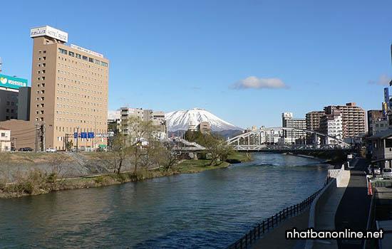 Đôi nét về tỉnh Iwate Japan