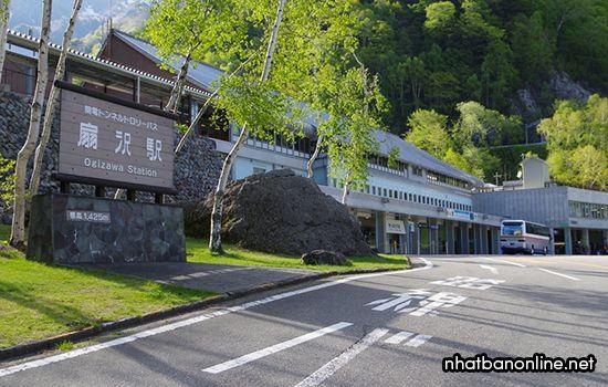 Tỉnh Nagano Japan - thiên đường của những ngọn núi