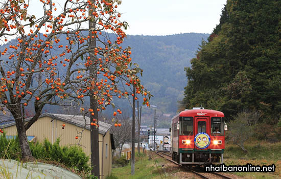 Đường sắt Akechi - tỉnh Gifu Nhật Bản