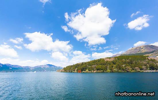 Hồ Ashi - tỉnh Kanagawa Japan