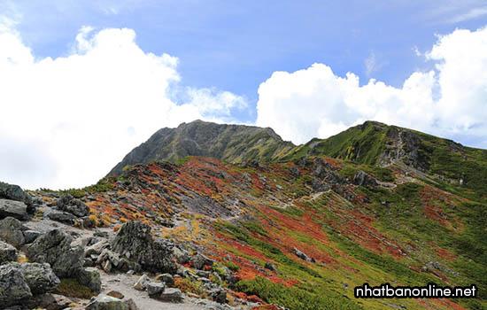 Núi Kita Dake - tỉnh Yamanashi Japan