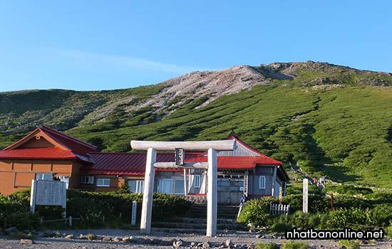 Núi Hakusan - tỉnh Ishikawa Japan