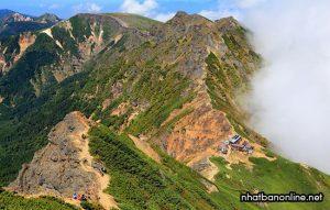 Núi Yatsugatake - tỉnh Nagano Japan