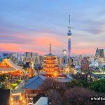 Thủ đô Tokyo của Nhật