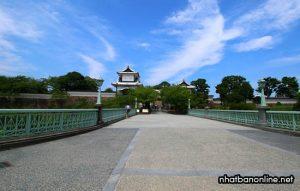 Tỉnh Ishikawa Japan - quê hương của vàng lá