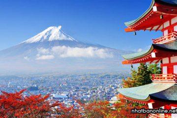 Tỉnh Yamanashi Japan – nơi tọa lạc của núi Phú Sĩ