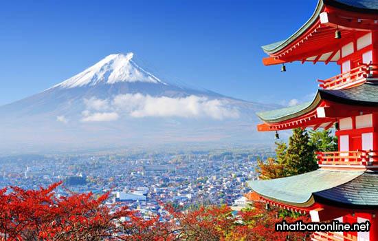 Tỉnh Yamanashi Japan