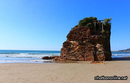 Bãi biển Inasa - tỉnh Shimane Nhật Bản