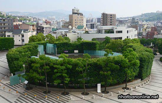 Bảo tàng tưởng niệm hòa bình Nagasaki - tỉnh Nagasaki Nhật Bản