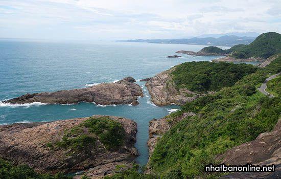 Biển Cruss - tỉnh Miyazaki Nhật Bản