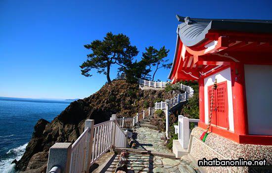 Bờ biển Katsurahama - tỉnh Kochi Japan