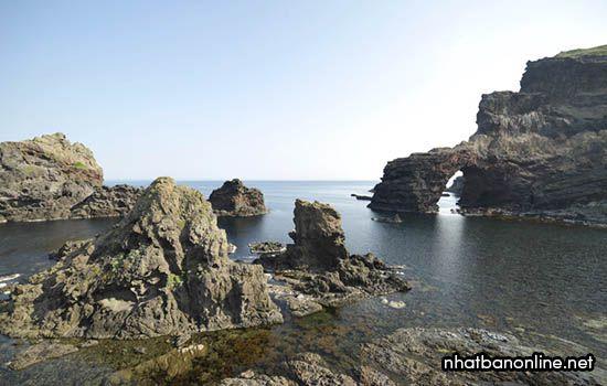 Bờ biển Kuniga - tỉnh Shimane Japan