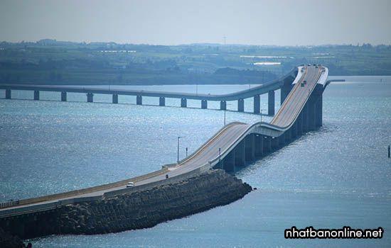 Cầu Iarabu - tỉnh Okinawa Japan
