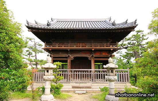 Chùa Nanshu - tỉnh Osaka Nhật Bản