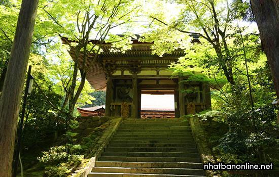 Chùa Saimyo-ji - tỉnh Shiga Nhật Bản