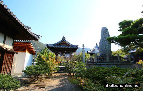 Chùa Tenno-ji Kosho-in - tỉnh Kagawa Japan