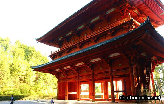 Cổng Daimon - tỉnh Wakayama Japan