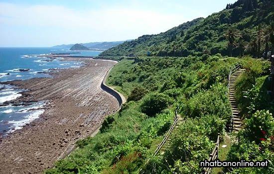 Đèo Horikiri - tỉnh Miyazaki Japan