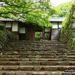 Di tích thành Akizuki - tỉnh Fukuoka Japan