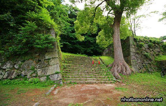 Di tích thành Yonago - tỉnh Tottori Nhật Bản