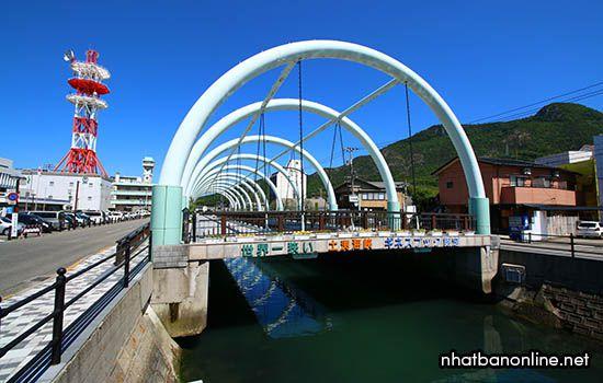 Eo biển Dofuchi - tỉnh Kagawa Japan