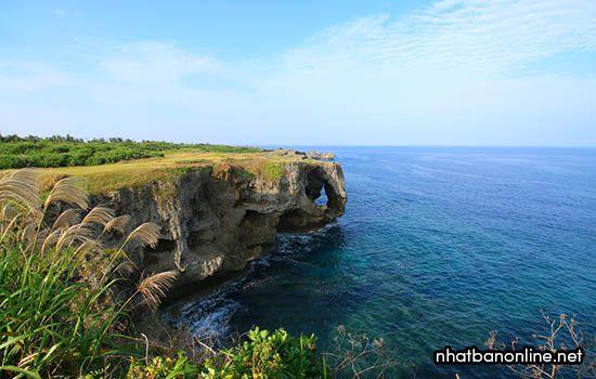 Mũi Manza - tỉnh Okinawa Japan