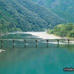 Sông Shimanto - con sông xanh lớn nhất Shikoku