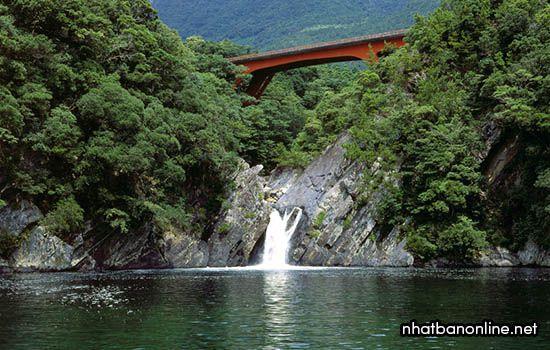 Thác Toroki - tỉnh Kagoshima Japan