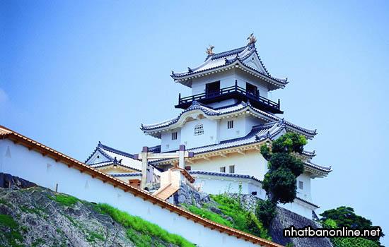 Thành Kakegawa - tỉnh Shizuoka Japan